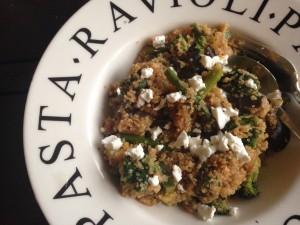 quinoa prakkie